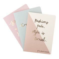 We're so pleased to continue to support the Melbourne Fashion Festival as the Official Fashion Stationery Partner for 2014 and this year we're celebrating with this Limited Edition A5 Essential Fashion Notebook 3pk. #kikkiK #vamff #uppsala