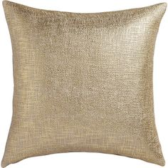 Natural 100% cotton amps the glam factor with glimmering gold foil print to highlight tweedy textured weave. Flips to solid natural.