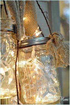 DIY MAson Jar Light! :: Hometalk