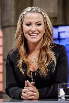 Anastacia visits 'El Hormiguero' on May 20, 2014...