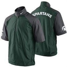 Nike Michigan State Spartans Hot Jacket