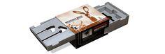 Microsonic Music packaging design Burgopak