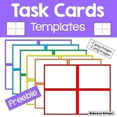 1734 best task cards images in 2018 special education teacher