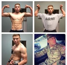 #SupportMilitaryMuscle ..... #flexfriday shoutout to @swollonomics of the US Army