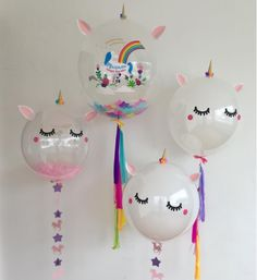 Unicorn Party 1 Png 531 580