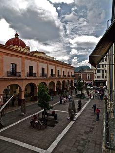 Centro Historico de Toluca. MEXICO.