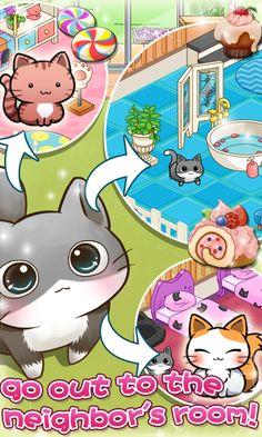 Cat Room - Cute Cat Games- screenshot