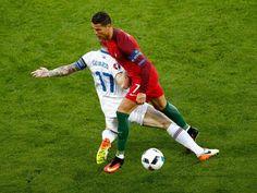 Euro 2016: Cristiano Ronaldo a um jogo e a um golo de novos recordes