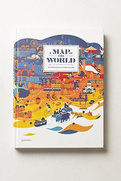 A Map Of The World - anthropologie.com