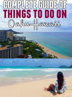 Perfect guide for your Oahu Hawaii vacation: Where To Go, What To Do, Where To Eat in Hawaii! Hawaii Travel Tips | Wanderlustyle.com