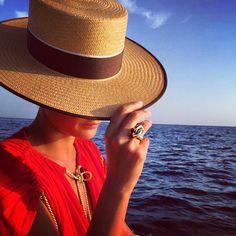"6,855 Likes, 64 Comments - Giovanna Engelbert (@bat_gio) on Instagram: ""Cordobes hat #vintageysl  @engelbertstockholm  @dylandon_official  United  nation of…"""