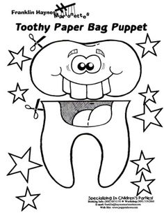Dental Health Coloring Page from makingfriends.com. Prefect for ...