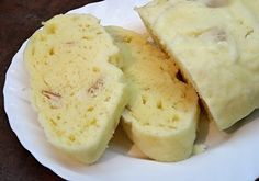 cz – Cookbook, recipes and inspiration - Plum Dumplings, Bread Dumplings, Czech Recipes, Ethnic Recipes, Yeast Bread, Mashed Potatoes, Ale, Food And Drink, Healthy Recipes