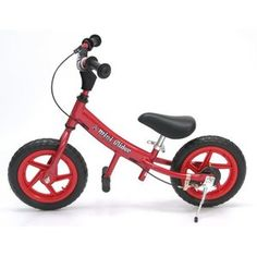 Glide Bikes Mini Glider 12'' Balance Bike for Haydens first bike????