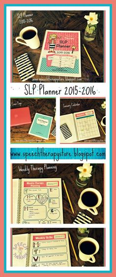 Speech Therapy Store: Getting Organized This 2015!