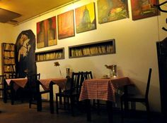 Cafe Philo, Krakow: Se anmeldelser fra reisende, artikler, bilder og gode tilbud for Cafe Philo i Krakow, Polen på TripAdvisor.