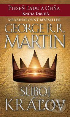 Martinus.sk > Knihy: Súboj kráľov (George R.R. Martin)