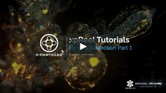 In this tutorial, we'll recreate the particle advection from the coral scene in the X-Particles reel. Techniques we'll work through include: * Setting…