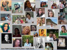 Marise Jalowitzki: Ação Social - Doadores do Livro TDAH Crianças que ...