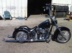 In This Thread we SHOW and discuss OUR CHOLOS!!!! - Harley Davidson Forums
