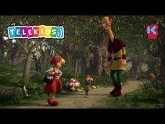 Zeg Roodkapje - Sprookjesboom - Efteling - YouTube