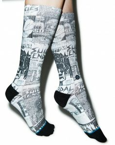 Suicidal Tendencies socks!