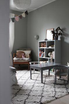 Ikea Kids Room, Kids Bedroom, Nursery Room, Baby Room, Room Interior, Colorful Interiors, Room Inspiration, Room Decor, Sweden