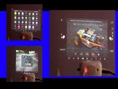 B01H6Y96OS iCODIS CB-200 Projecteur Mobile, vie d'ampoule 30 000 heures,...