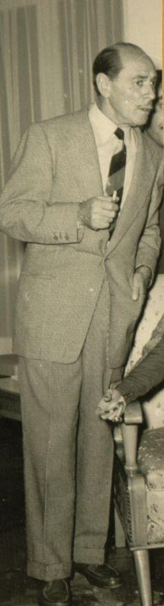 The Egyptian actor Steven Rosty