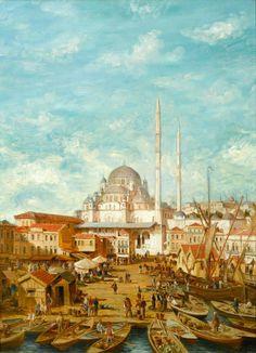 Eminönü-Yeni Mosque