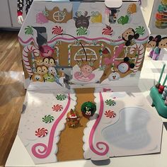 #tsumtsum advent calendar from @jakkstoys