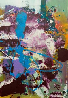 "Mehriban Shamsadinskaya - Alma Arts Agency ""Pomegranate tears"", 2014. Oil on canvas 100x70cm"