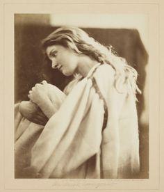 Julia Margaret Cameron - The Irish Immigrant, 1865