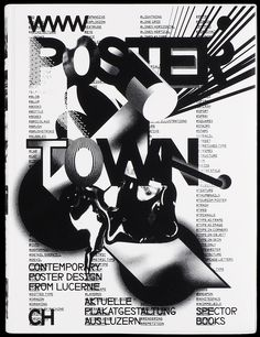 Lucerne—Switzerland's poster town—has a vibrant graphic design scene, which in recent years has become known for its sophisticated posters well beyond the country's borders. Professional colleagues are in awe of how a relatively small city can produce so many well-designed posters. Lucerne posters can be found in many exhibitions. To give one example: in 2015 alone, twenty-six of the hundred best posters from Germany, Austria, and Switzerland came from Lucerne and the surrounding area—in…