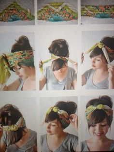 hippi hairstyle! with Esprit - hairstyle | on Fashionfreax you can discover new designers, brands & trends.