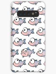 This brand new 'School of Fishes' design will look great on any product. It is fun, cute and eye-catching. / Find somebody the perfect gift! Choose from the many varieties of products and BUY IT NOW to place your order. Samsung Cases, Samsung Galaxy, Phone Cases, Galaxy Design, Iphone Wallet, Protective Cases, Finding Yourself, Wraps, Tech