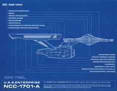 Star Trek Blueprint Collection - http://www.cygnus-x1.net