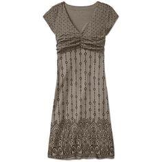 Athleta Dhara Dress Falcon Beaded Border, Size XXS, $89.00