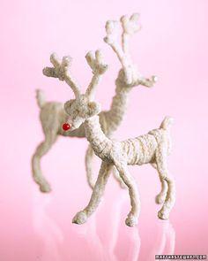 Reindeer Pipe Cleaners