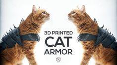 CAT ARMOR 3D Printing 46396