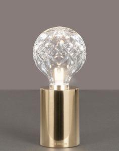 Lee Broom Crystal Bulb Table Lamp | Artilleriet | Inredning Göteborg