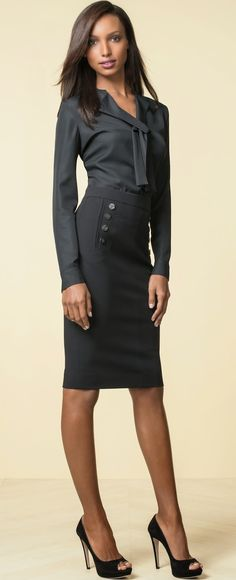Nice 100+ Women Work Outfits ideas https://fazhion.co/2017/03/26/100-women-work-outfits-ideas/ If you prefer the fit of your trousers to be ideal, then it might be recommended to acquire the trousers tailored, as opposed to opting to get trousers from retail outlets.