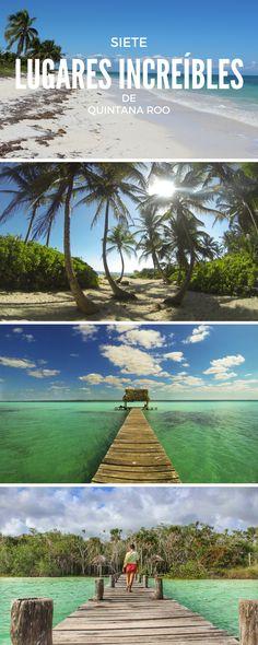 7 lugares increíbles y poco turísticos de Quintana Roo por Plan B Viajero #RivieraMaya #Mexico #LagunaKaanLuum #Bacalar #Xcacel #PuntaLaguna #BocaPaila #QuintanaRoo