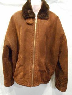 Jones New York Women's Suede Jacket Size S Fully Lined Brown Color #JonesNewYork #BasicJacket