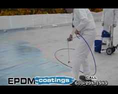 EPDM Coatings provides Liquid EPDM Rubber and EPDM Liquid Roof coatings for roof leaks repair. EPDM is a Cost Effective and Do It yourself Solution by EPDM Coatings for residential and commercial roofing projects. Elastomeric Roof Coating, Liquid Roof, Roof Leak Repair, Roof Sealant, Roofing Supplies, Commercial Roofing, Victorian Style Homes, Wood Shingles, Roofing Systems