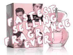 'Our Moment' Breaks Records As Fastest Selling Perfume In History! Can get macy and ulta One Direction Perfume, One Direction News, One Direction Pictures, Makes You Beautiful, Perfect Boy, 1direction, To My Future Husband, Boys Who, Cool Bands