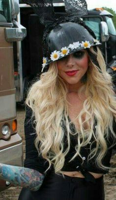 Maria brink from In This Moment <3