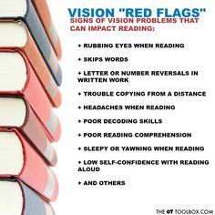 Reading problems can be a result of visual skills such as convergence insufficiency. Creative Activities For Kids, Diy For Kids, Fun Learning, Learning Activities, Sensory Activities, Teaching Resources, Therapy Activities, Infant Activities, Dysgraphia