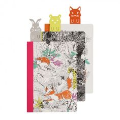 Woodland Tails exercise books - pack of 3