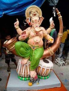 Shri Ganesh Images, Shiva Parvati Images, Hanuman Images, Ganesha Pictures, Ganesh Idol, Ganesha Art, Ganesha Sketch, Om Ganesh, Ganesha Drawing